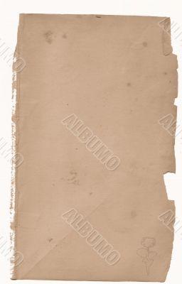Antique Floral paper