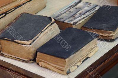 old praying books