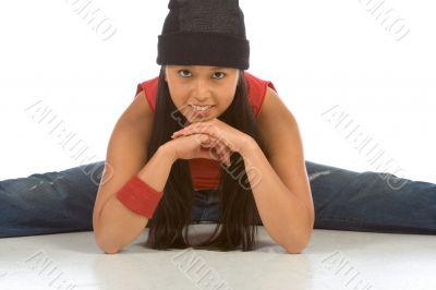 Break dancer #4