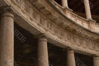 Alhambra: Palacio Carlos V