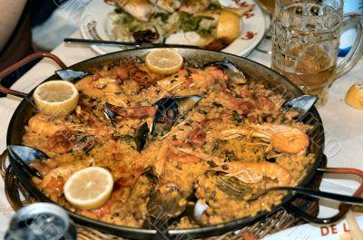 Spanish fish specialty