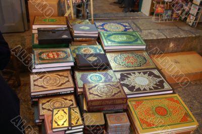 The Noble Qur`an (koran) books
