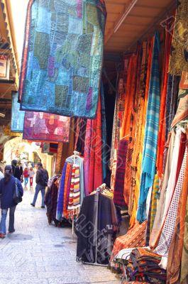 Jerusalem east market