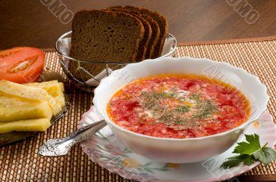 Vegetarian soup
