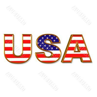 USA acronym