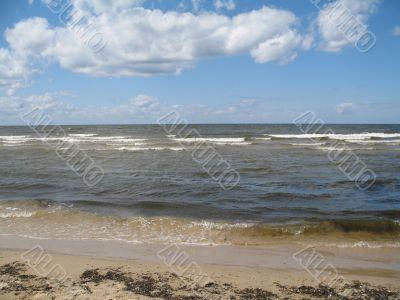 marine scenery