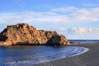 Sa Palomera (Blanes - Costa Brava, Spain)
