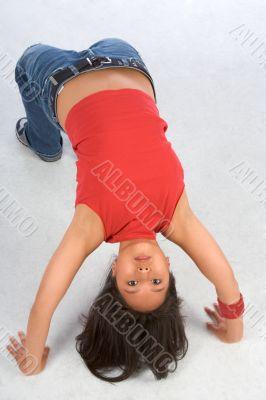 Break dancer #3