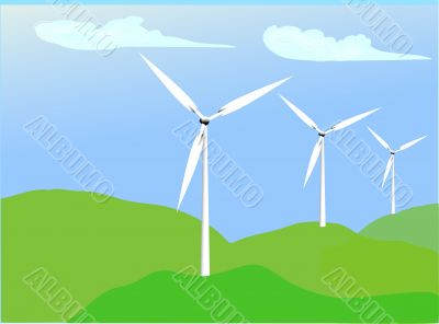 Alternative Energy-Wind