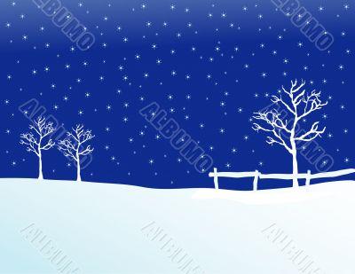Winter Pasture II