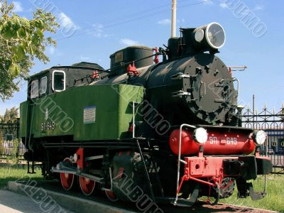 Historical steam locomotives of Soviet Union