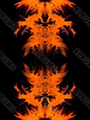 Pillar Flame