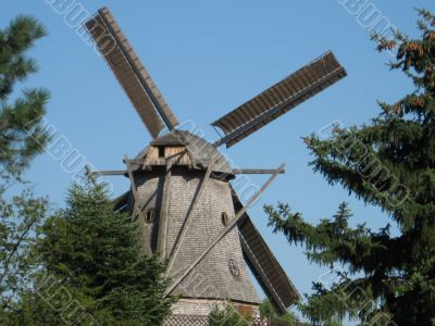 country sight - windmill