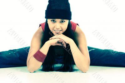 Break dancer #6