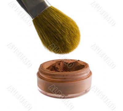 Makeup Brush and Blush