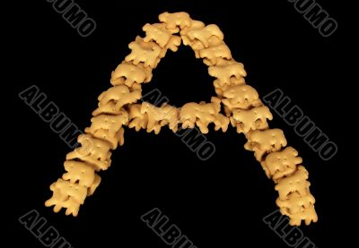 `A` is for Animal Crackers