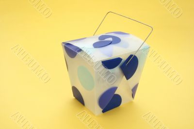 dotted oriental box