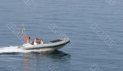 Planning with the boat