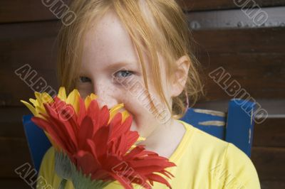 flower-girl