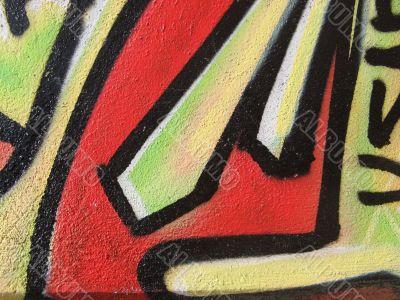 Graffiti and tags