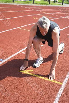 Start for the run