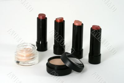 Professional quality make up and cosmetic products