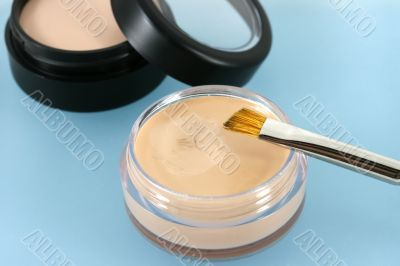 Foundation Face Powder