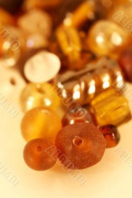 Warm Glass Beads
