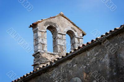 Ancient church detail