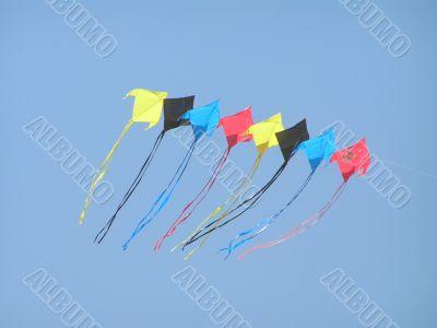 multiple kite