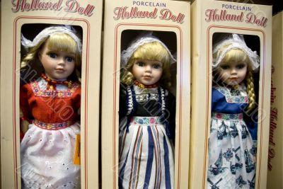 Holland dolls