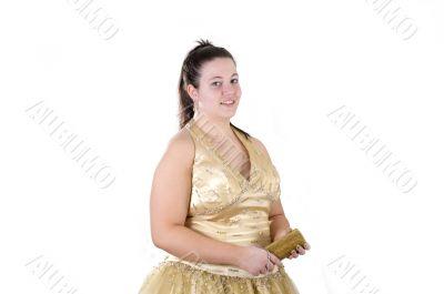 Dressed for Formal Dance