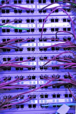 network cables & hubs