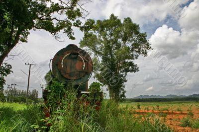 Steam Train Final Stop
