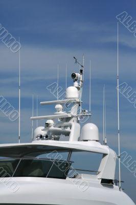 Sonar & navigation gear