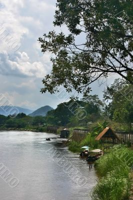 Mae Kok River, Northern Thailand
