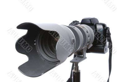 Zoom Lens & Digital Camera