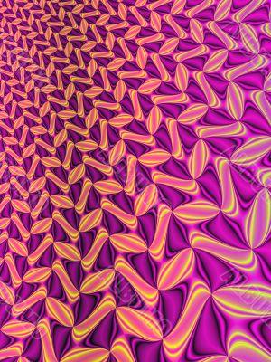 Purple pollen