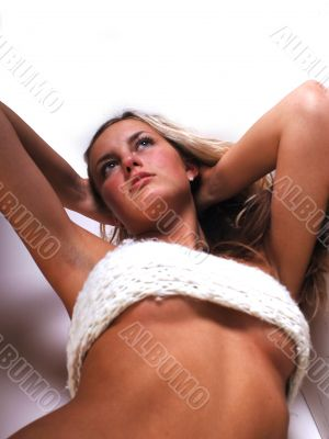 Gorgeous Teen Model
