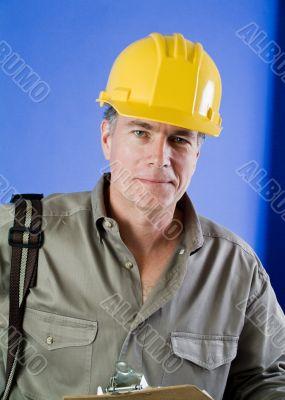 Foreman on the Job