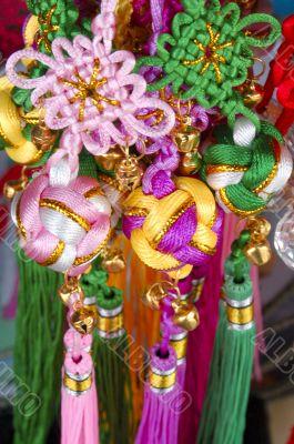 Chinese Decor Ribbons