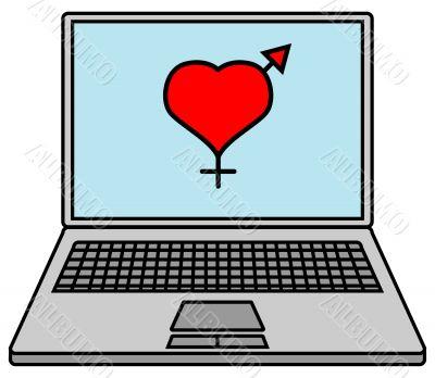 internet flirt