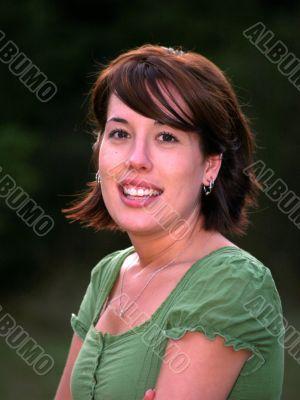 Young Adult Woman Portrait