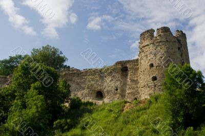 old kaporian fortress