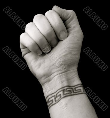 Picture of Wrist Tattoo