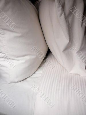 Pair of White Pillows