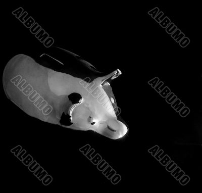 Sterling Silver Piggy Bank