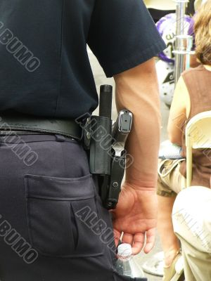 Policeman`s Uniform