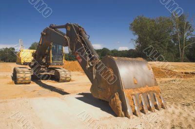 Industrial Excavator