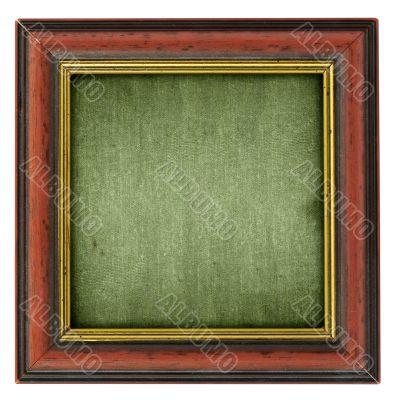 empty square frame